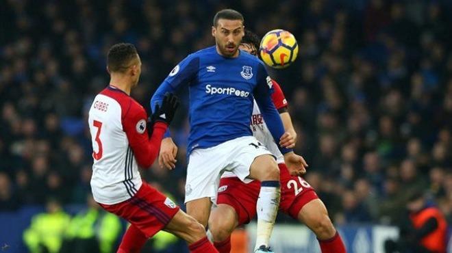 20.01.2018 Everton - West Bromwich 1-1 Premier Lig Maç Özeti