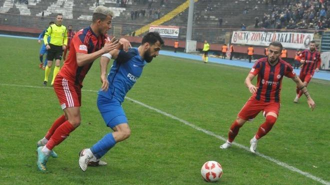 Zonguldak Kömürspor: 0 - Altay: 0