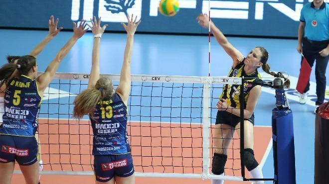 Fenerbahçe, Imoco Volley deplasmanında!