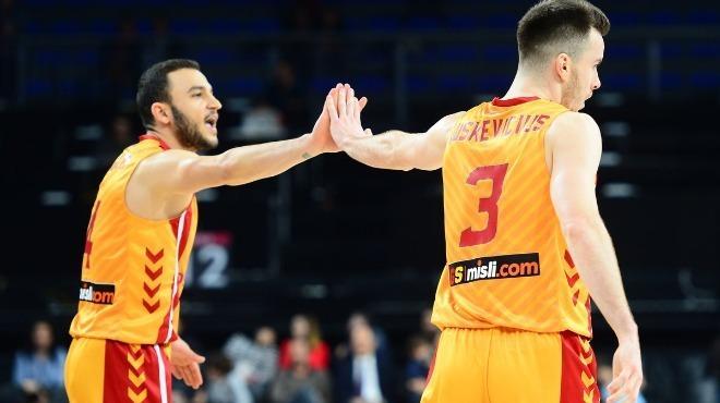 Galatasaray Odeabank, Alba Berlin'i ağırlayacak