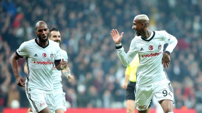 Beşiktaş'ta Talisca problemi