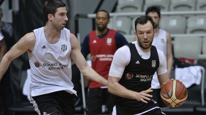 Beşiktaş Sompo Japan'a güzel haber