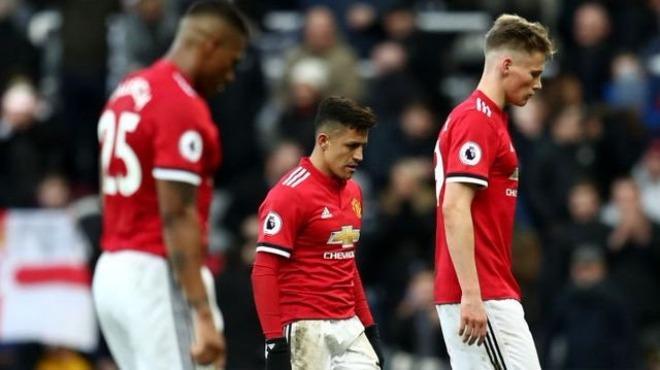 11.02.2018 Newcastle United - Manchester United 1-0 Premier Lig Maç Özeti