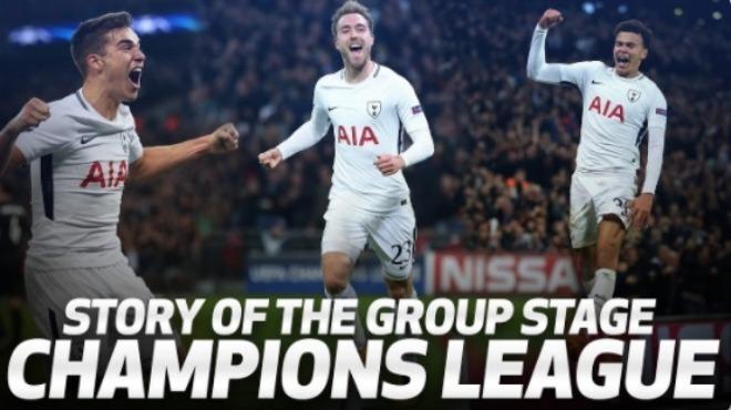 Video - Tottenham'ın gollerini bir de bu şekilde izleyin