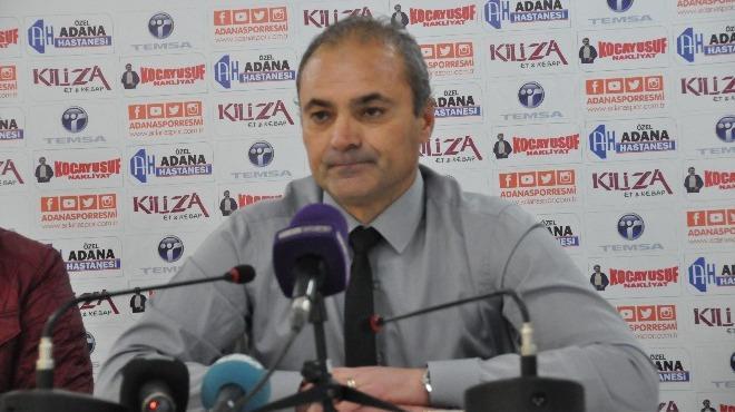 Erkan Sözeri: 'Hedefimize emin adımlarla ilerliyoruz'
