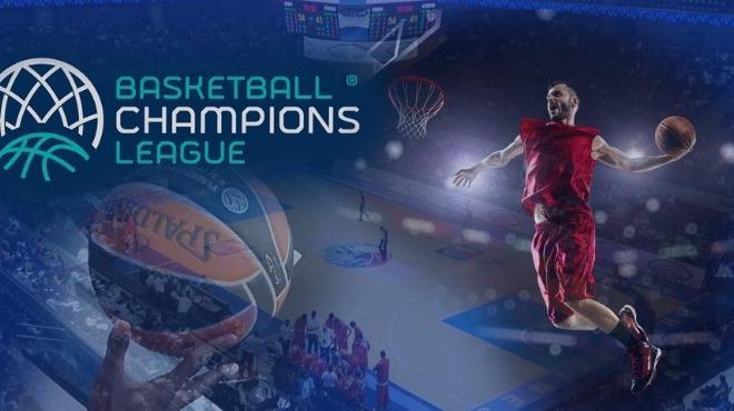 FIBA Şampiyonlar Ligi'nde kura çekimi