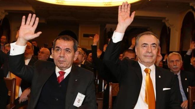 Galatasaray'da kritik Divan Kurulu başladı! Dursun Özbek tam kadro!