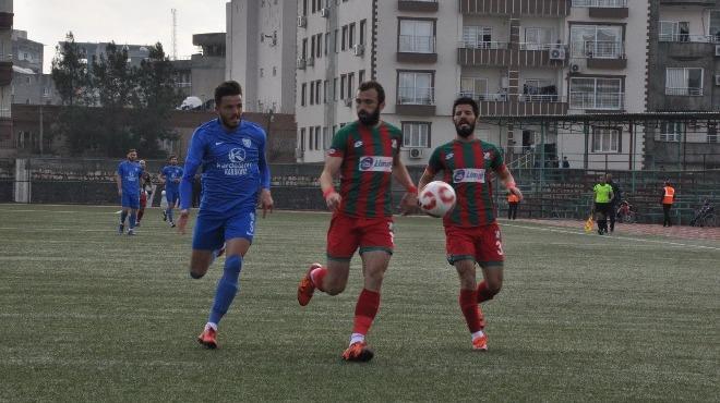 Cizrespor: 1 - Sultanbeyli Belediyespor: 1