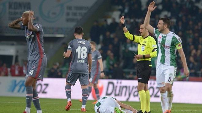 Beşiktaş'tan TFF'ye Talisca başvurusu!