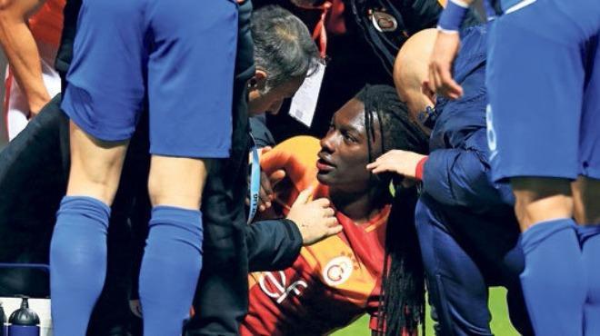Galatasaray'dan sakatlık açıklaması! Fernando, Gomis, Serdar Aziz...