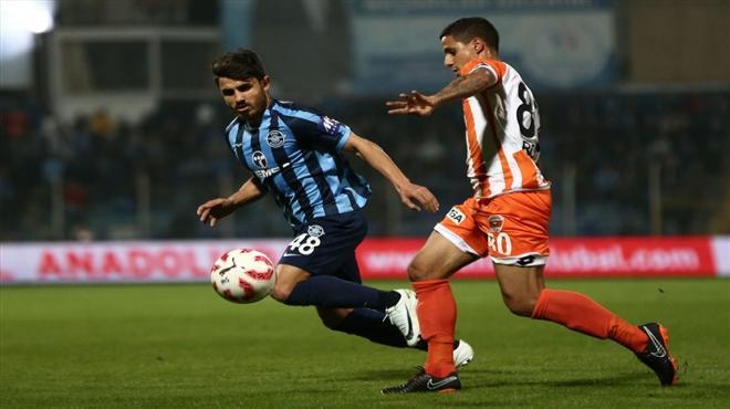 Derbide Adanaspor zaferi!