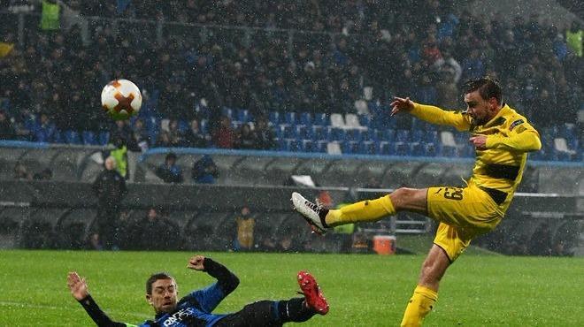 Dortmund'u Schmelzer kurtardı!
