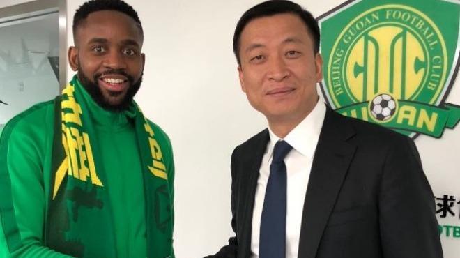 İspanya Ligi'nden Çin Ligi'ne transfer oldu! Transfer açıklandı!