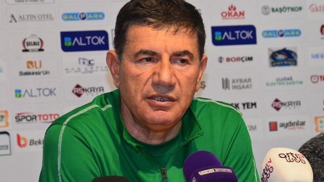 Balıkesirspor'da Play-off hesapları: 'Kalan 3 maçtan...'