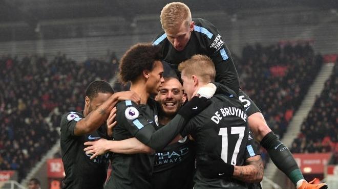 David Silva yıldızlaştı, Manchester City kazandı
