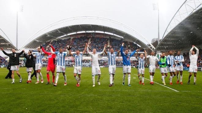 10.03.2018 Huddersfield Town - Swansea City 0-0 Premier Lig Maç Özeti