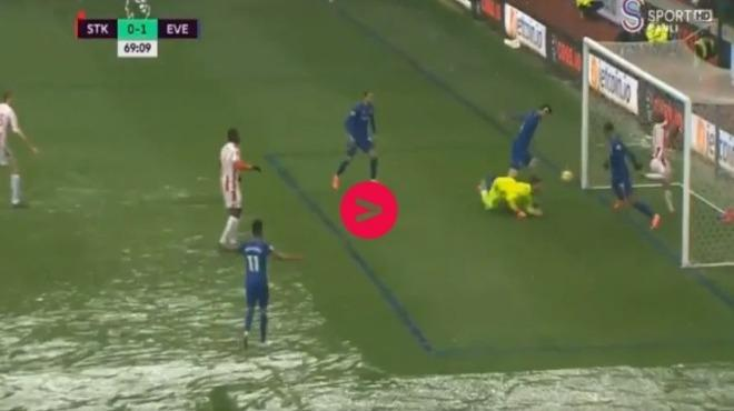 Video - Cenk Tosun'dan bir gol daha!