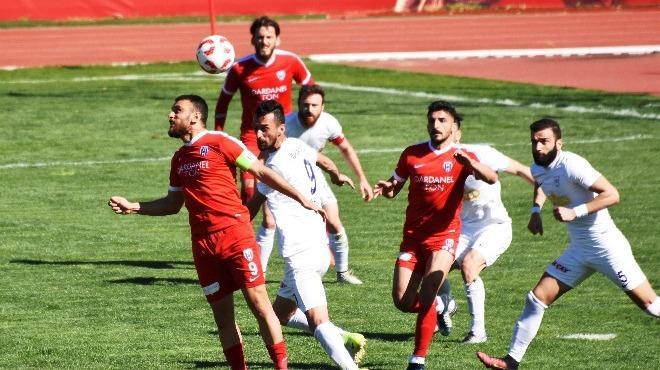 Çanakkale Dardanel: 0 - Yomraspor: 1