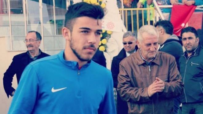 Balıkesirspor'un genç futbolcusu Oğuzhan Çapar: Türkiye'nin en iyi stoperi Pepe!
