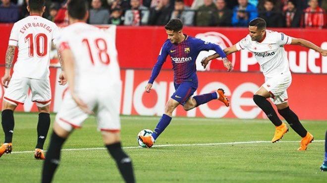 Barcelona kılpayı kurtuldu! Son anlar nefes kesti...