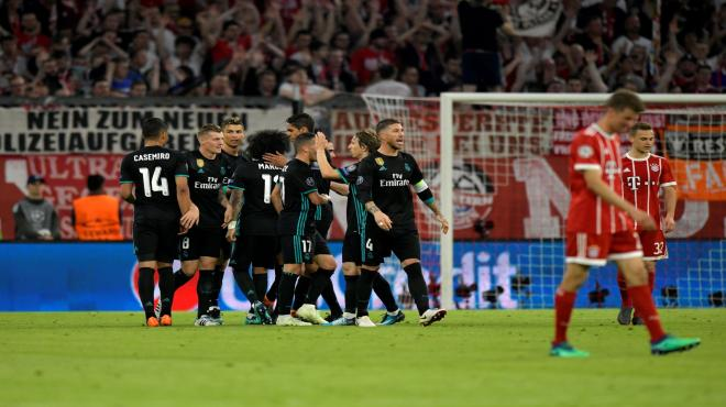 Real Madrid'den final yolunda dev adım!