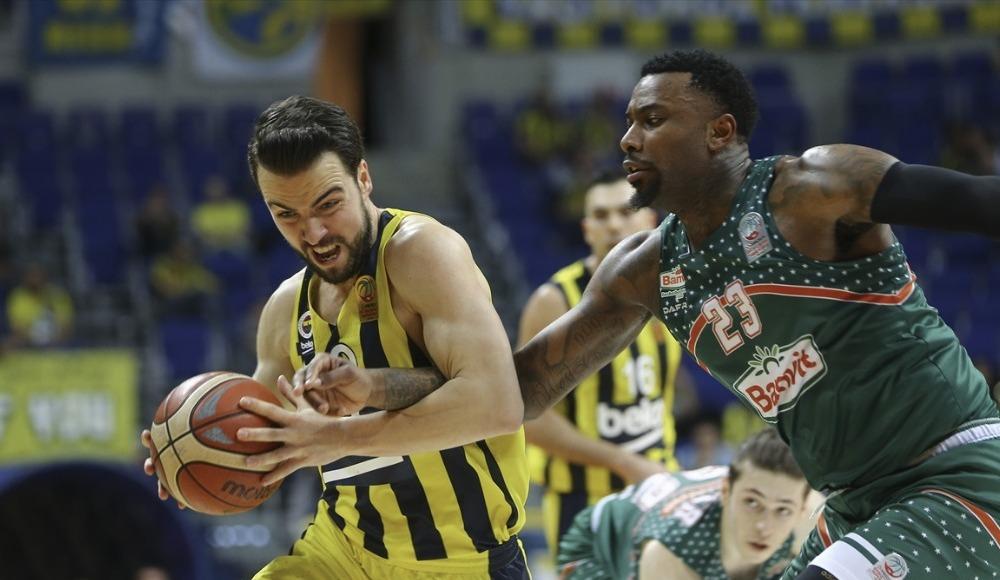 Fenerbahçe Beko'ya şok! 72 maç sonra...