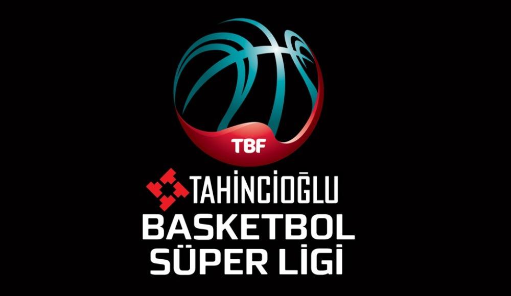 Tahincioğlu Basketbol Süper Ligi'nde fikstür çekiliyor
