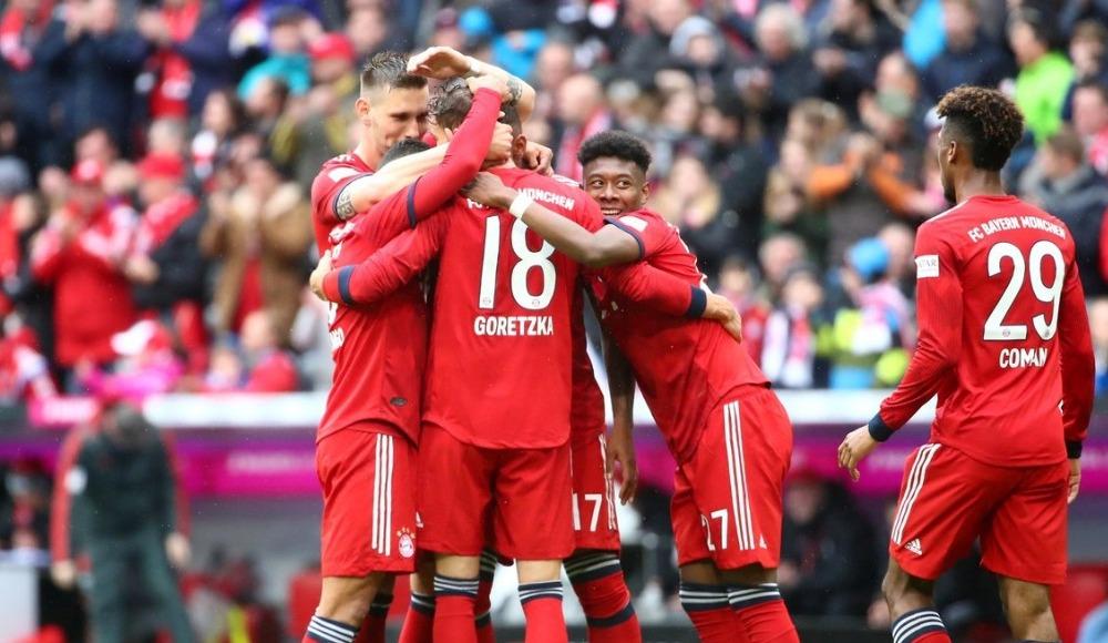 Bayern Münih avantajını sürdürüyor! Fark 5 puan...