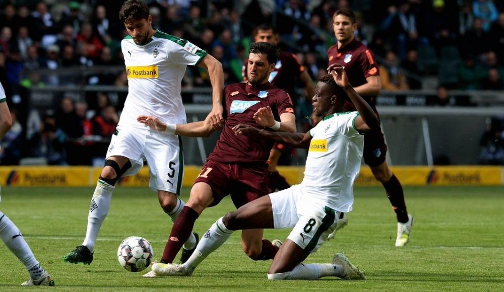 Özet - Mönchengladbach ile Hoffenheim yenişemedi! 2-2