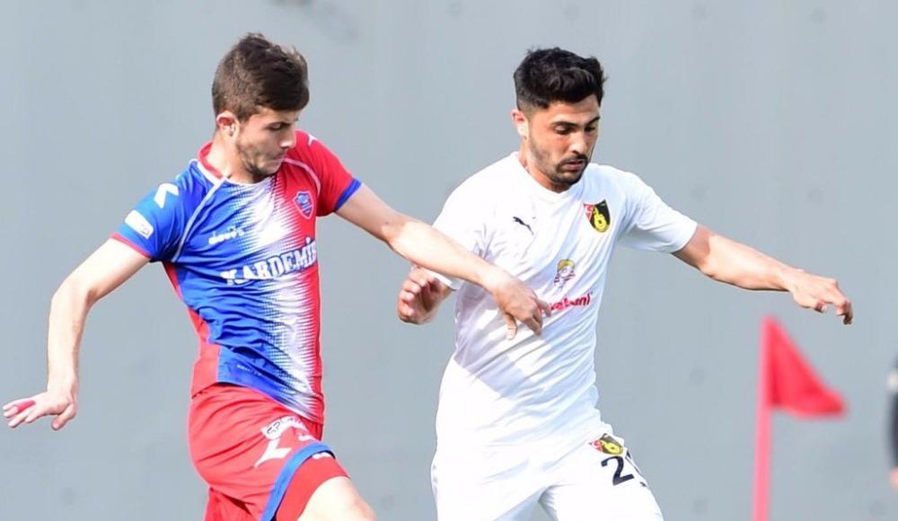 İstanbulspor, sahasında Kardemir Karabükspor'u 1-0 mağlup etti