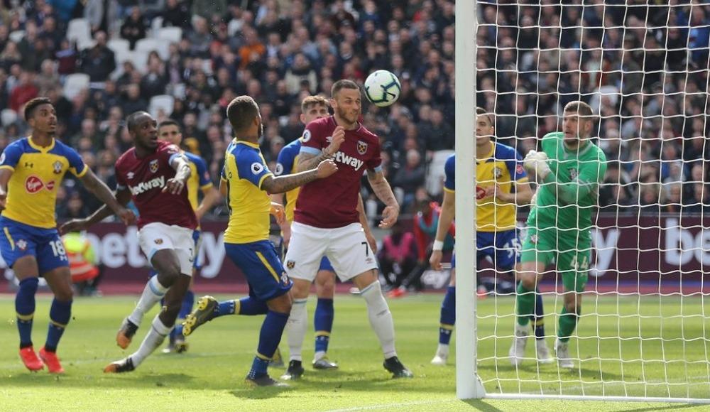 Özet - West Ham United sahasında farklı kazandı! 3-0