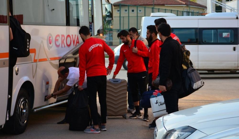 Takım otobüsüyle geldiler, minibüsle döndüler! Küme düşünce...