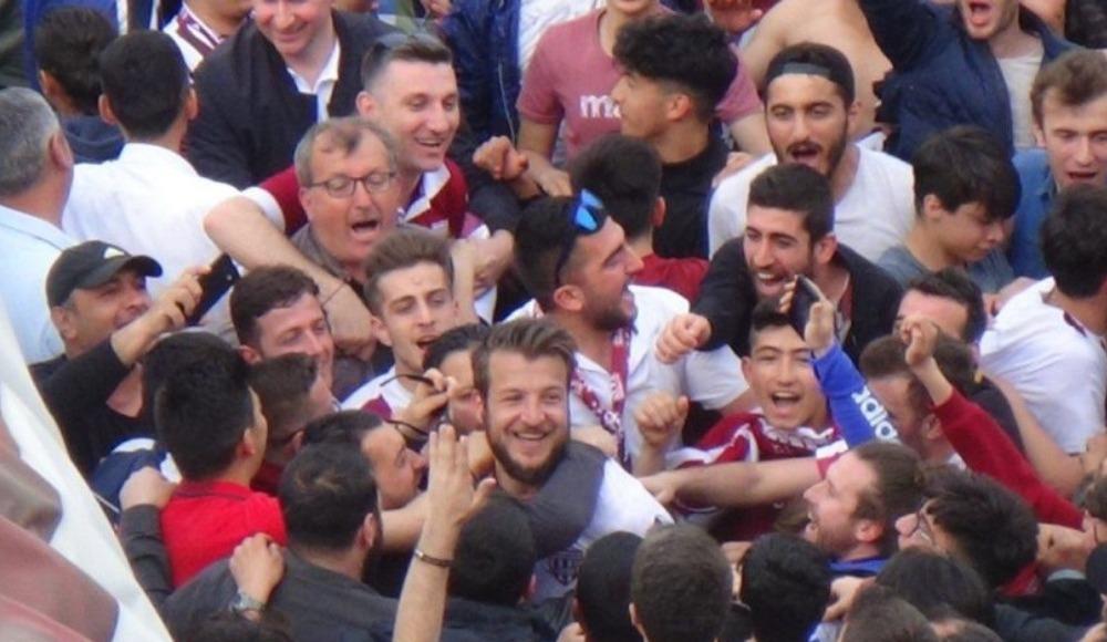 Bandırma'da Batuhan Karadeniz çılgınlığı!