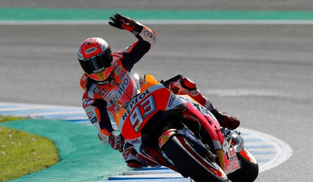 MotoGP  İspanya Grand Prix'sini Marquez kazandı