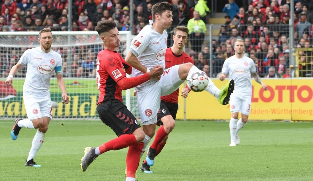 Özet - Freiburg - Fortuna Düsseldorf maçında kazanan çıkmadı! 1-1