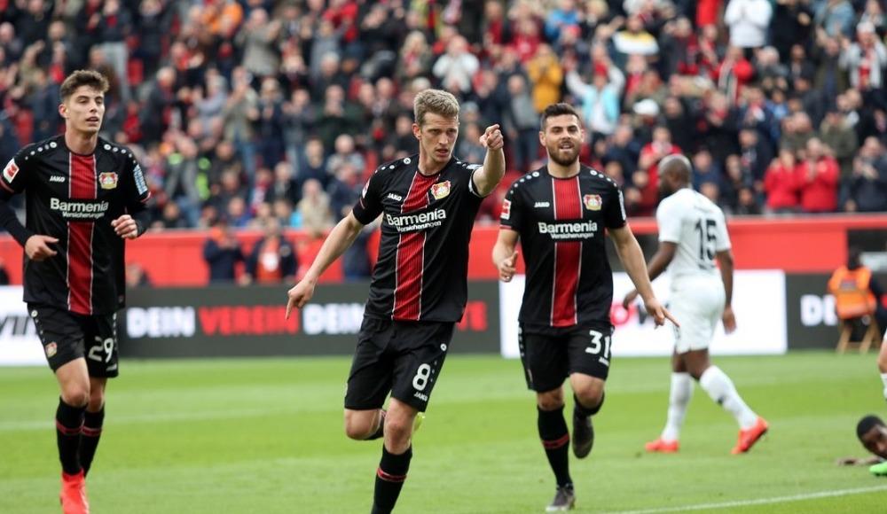 Özet - Bayer Leverkusen gol oldu yağdı! 6-1