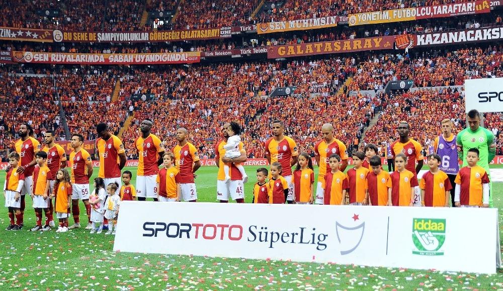 Galatasaray rekoru egale etti! 35 maç...