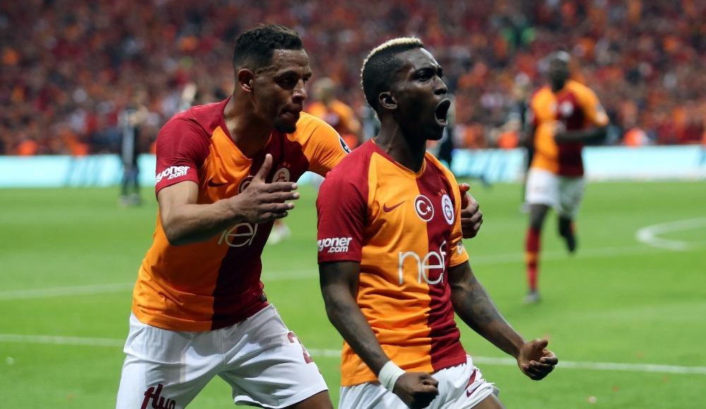 Galatasaray - Beşiktaş maçının adamı kimdi?