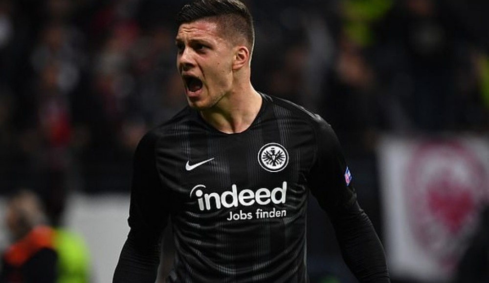 18 - Luka Jovic: 60 milyon Euro