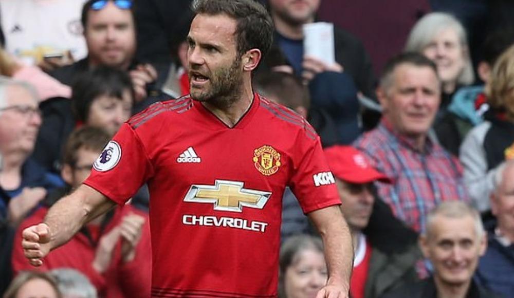 Brighton'dan Juan Mata'ya iki yıllık sözleşme teklifi