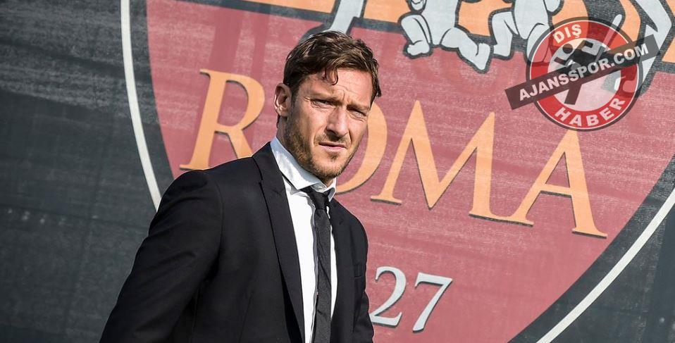Francesco Totti'den Conte açıklaması