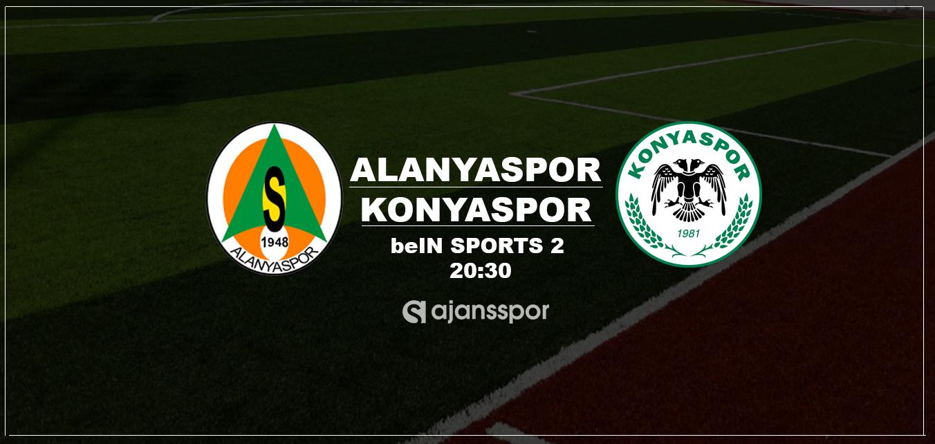 Alanyaspor Konyaspor maçı canlı izle | bein sports 2 şifresiz yayın
