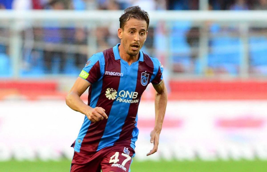 Trabzonspor'da Pereira, sözleşmesiyle ilgili görüştü
