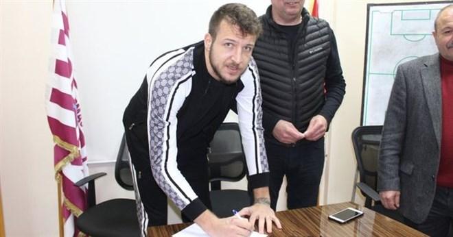 Batuhan Karadeniz'e Akhisar ve Samsun'dan transfer teklifi
