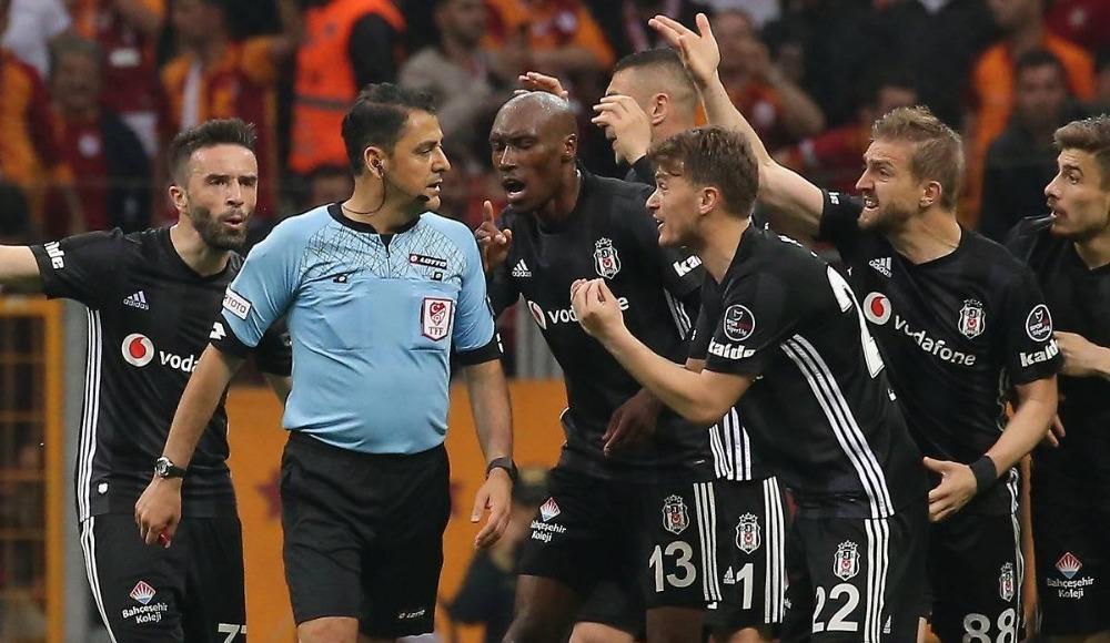 Sıcak gelişme! Beşiktaş MHK'ya gidiyor