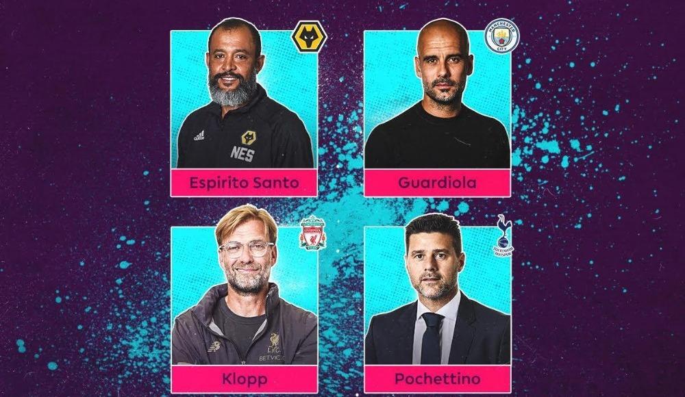 """Premier Lig'de """"Yılın Teknik Direktörü"""" adayları belli oldu!"""