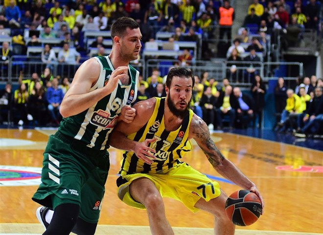 Fenerbahçe Beko, 514. randevuda İsrail'de