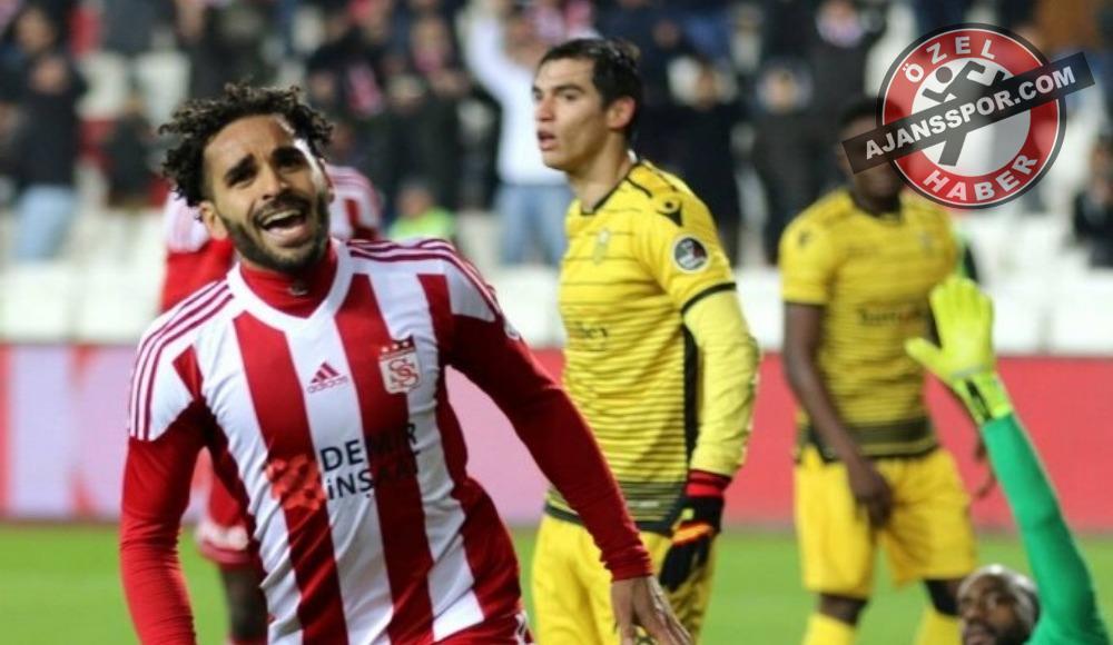 Sivasspor'dan son dakika Douglas açıklaması! Galatasaray...