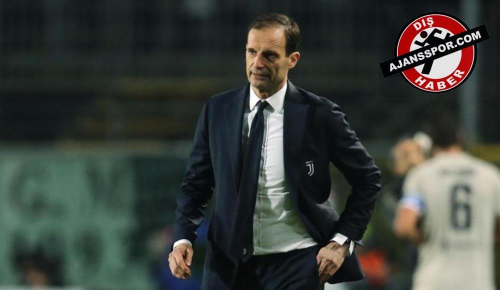 Allegri, Juventus'tan ayrıldı! İşte yeni takımı...