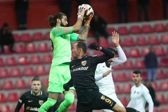 Galatasaray'ın yeni kalecisi Fatih Öztürk